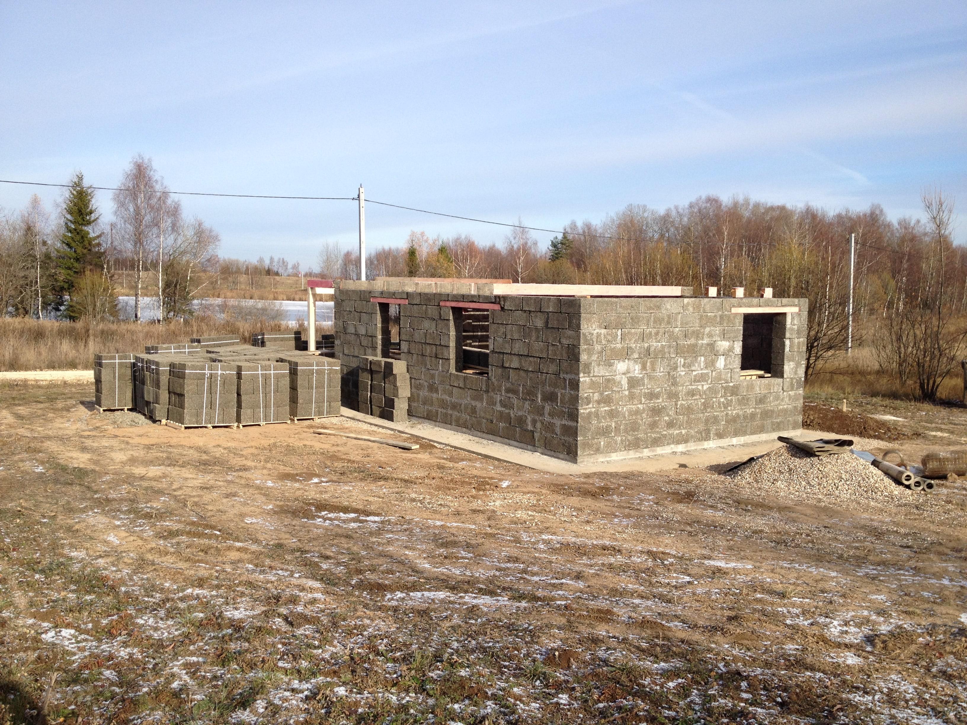 арболит отзывы владельцев домов новороссийск